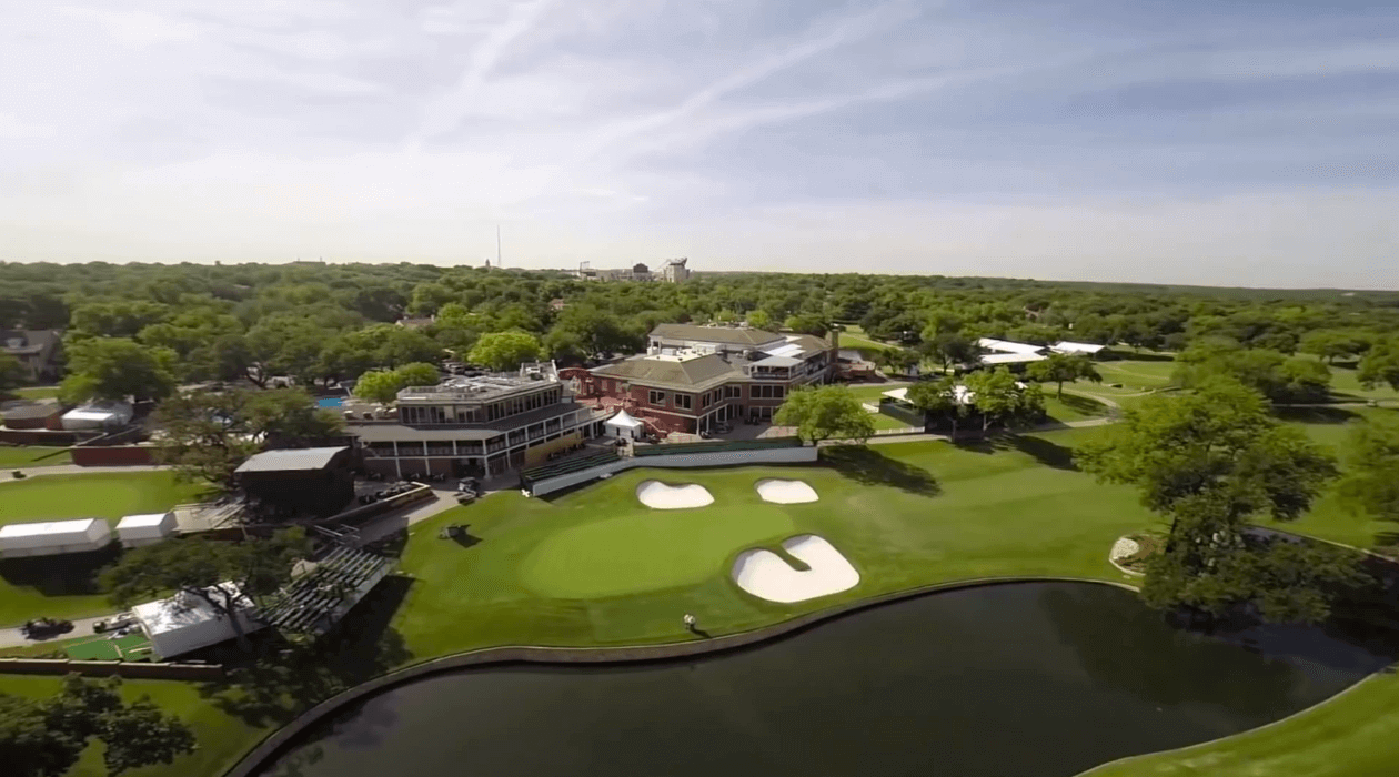 Using Aerial Video To Increase Golf Course Memberships, Event Bookings