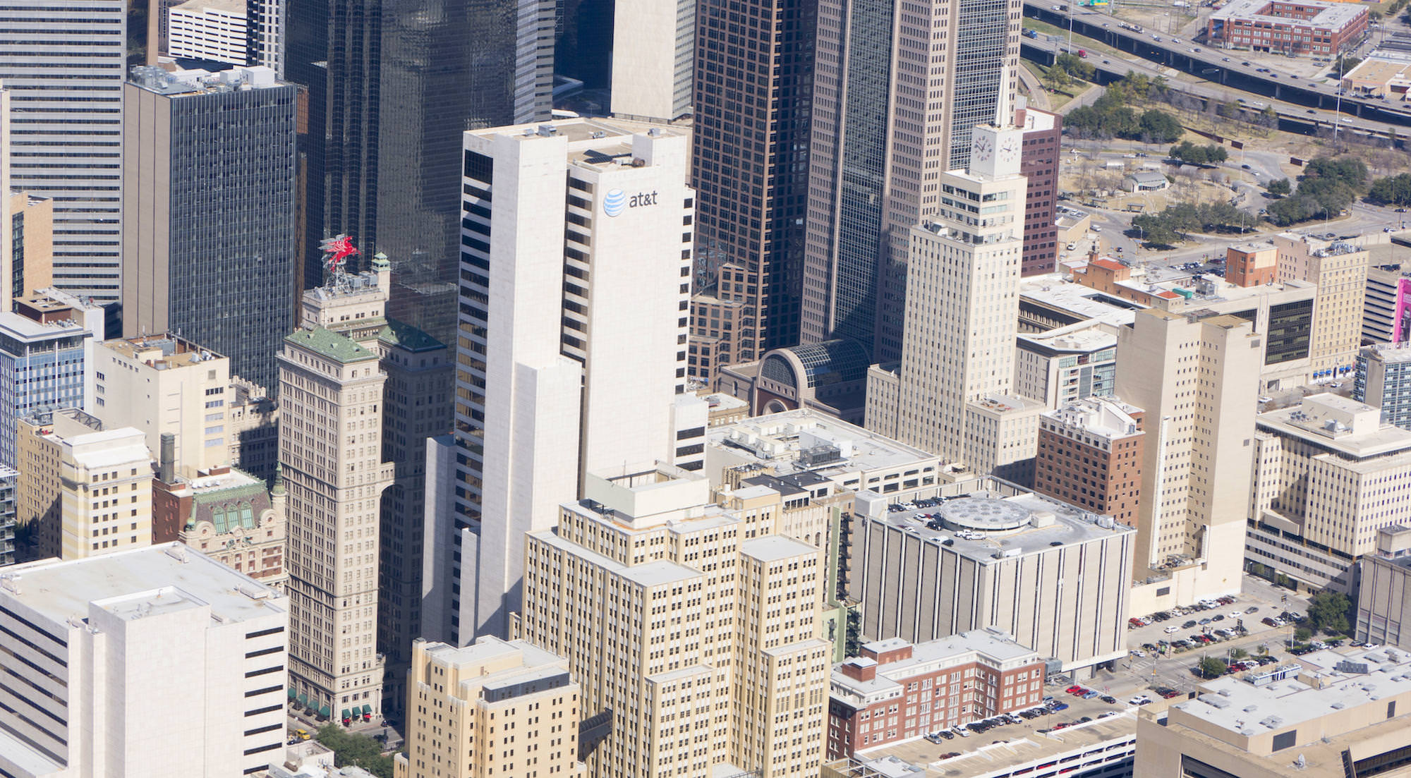 Dallas Aerial Photography: Global Video Leads the Way