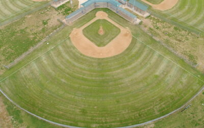 Using Drones to Improve Sod Growth